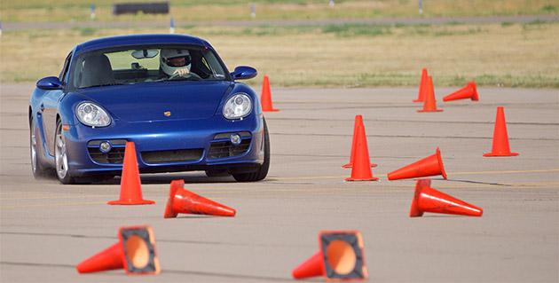 Rocky Mountain Region Porsche Club – It's not just the cars