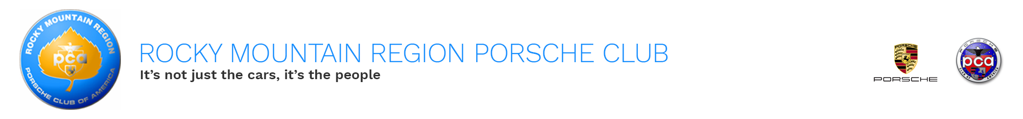 Rocky Mountain Region Porsche Club